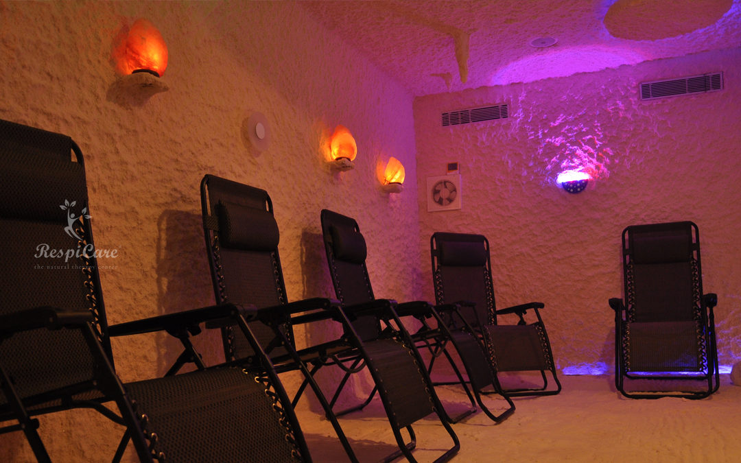 The History of Salt Therapy