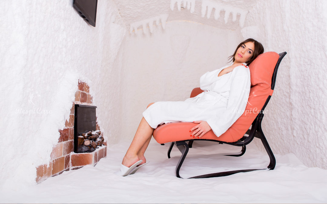 Why we love salt therapy – and you should too!