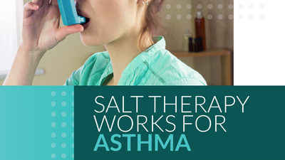 Salt therapy works for Asthma – eBook