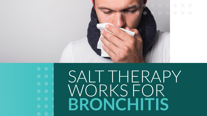 Salt therapy works for Bronchitis – ebook