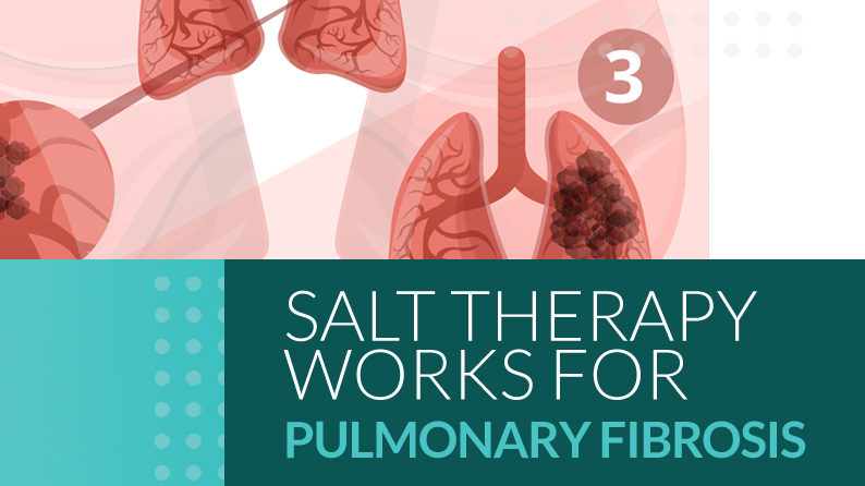 Salt therapy works for Pulmonary Fibrosis – eBook