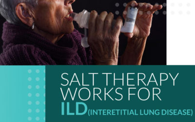 Salt therapy works for Interetitial Lung Disease (ILD) – eBook